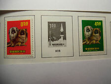China Formosa Stamps 1969 * Unused MH 811 812 81-2A61