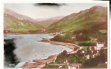 Arrochar   Head of Loch Long    Photograph Scene  POSTCARD    Vintage