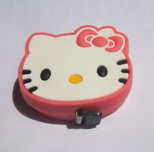 New Cartoon Retractable Hello Kitty Ruler Tape Measure 100cm Sewing Cloth Tailor