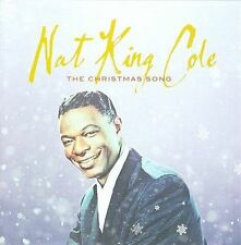The Christmas Song Nat King Cole Music-Good Condition