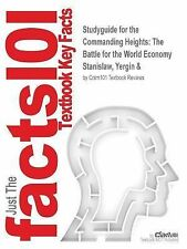 Studyguide for The Commanding Heights: The Battle For The World Economy by Yergi