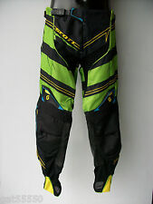 "NEW SCOTT 450 Sz 34"" MOTOCROSS ENDURO PANTS TROUSERS GREEN LANING KX KXF KDX CR"