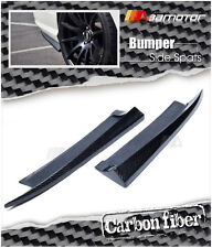 Carbon Fiber Rear Extensions for 12-14 Mercedes W204 C-Class 2D Coupe AMG Bumper
