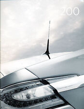 2012 Chrysler 200 BIG-Size 40-page Original Car Sales Brochure STILL IN PLASTIC!
