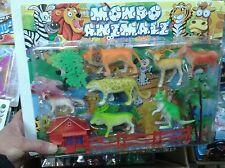 Set animali zoo Kit gioco di qualità giocattolo toy