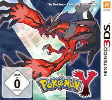 Nintendo 3 DS juego: Pokemon y 3ds nuevo embalaje original PAL