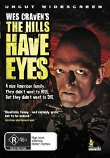 The Hills Have Eyes (DVD, 2007)