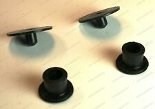 1959-69 Lincoln Mercury Power Steering Pump Rubber Insulators & Tubes Set of 4