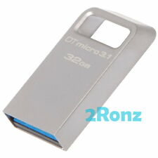 Kingston DTMC3 32GB 32G USB 3.0 Micro 3.1 Flash Drive Disk DataTraveler Metal