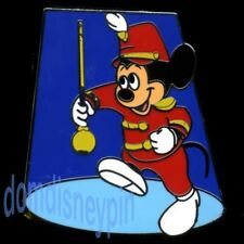 Disney Pin *Mickey Mouse Club* Starter Set - Marching Band Leader Mickey!