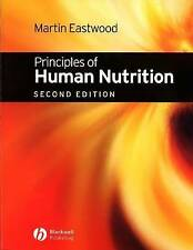 Principles of Human Nutrition by Martin Eastwood (Paperback, 2003)