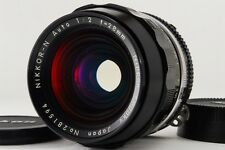 *Excellent++++* Nikon Nikkor Auto 28mm F/2 Wide Angle Lens from japan #779