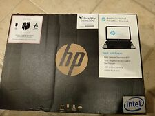 "HP Black 14"" Pavilion TouchSmart 14-B109WM Laptop With Intel Celeron B877 Win 8"