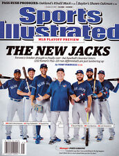 Toronto Blue Jays - MLBA Playoff Preview - Sports Illustrated Oct. 2015