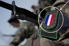 JSOC ELITE FRENCH FOREIGN LEGION SPECIAL FORCES VELCRO SSI: Task Force La Fayett