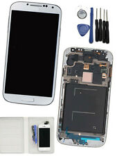 White For Samsung Galaxy S4 M919 i337 NEW LCD Digitizer Touch Screen Replacement