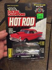Racing Champions Hot Rod Magazine '86 Chevy El Camino Issue #39 1986