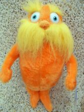 "Brand New Dr. Seuss The Lorax 9"" Plush Toy Doll"