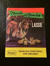 March Of Comics #432 Lassie Looks Great-See Photos