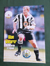 ALAN SHEARER - NEWCASTLE & ENGLAND  - 1  PAGE PICTURE- CLIPPING /CUTTING