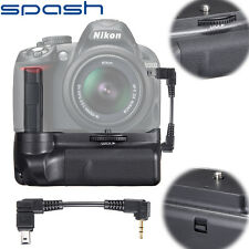 Battery Pack Grip For Canon 400D 350D Rebel XT Xti Work With NB-2LH Battery