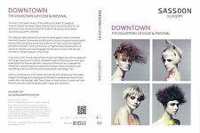 SASSOON ACADEMY DOWNTOWN THE  COLLECTION UP CLOSE & PERSONEL DVD