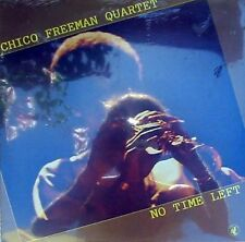 Chico Freeman Qaurtet ORIG Sealed LP No time left Black Saint 1979 Jazz Post Bop