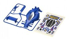 Tamiya 95247 1/32 Mini 4WD Pro JR Avante Junior Smoke Canopy Blue Body Parts Set