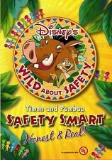 Disney's Wild About Safety With Timon: Honest
