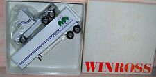 1994 ARL Network Trans Needs Winross Diecast Delivery Trailer Truck
