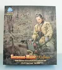 DID German Radio Operator Sergeant-Major Wolfram 1/6 Figure Hot Toys