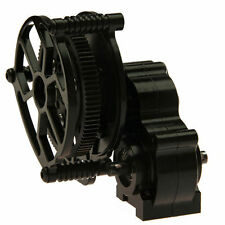 Transmission Case Center Gearbox for RC Crawler Car 1/10 Axial SCX-10 AX10 Black