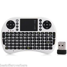 Hot !M2S Mini 2.4GHz Wireless QWERTY Keyboard Touchpad for Android