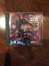 Star Wars Galaxies PC Software GameBeta 2 Disc 1