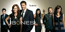 Bones: Season Four [6 Discs] (2009, DVD NEUF) WS6 DISC SET