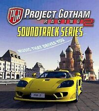 Project Gotham Racing, Vol. 2: Electronica Soundtrack by Original Soundtrack