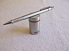 New Rotring 600 Newton Silver Ballpoint Pen ( 46579  )