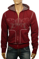"DE PUTA MADRE Men Cotton Hooded Jacket d.g. Designer #12 Size ""S"""