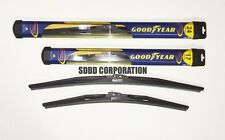 2010-2014 GMC Terrain Goodyear Hybrid Style Wiper Blade Set of 2