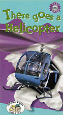 Real Wheels:There Goes a Helicopter [VHS] by