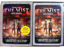 Thomas Jane THE MIST ~ 2007 Stephen King Horror ~ 2-Disc R1 US DVD w/ Slipcover