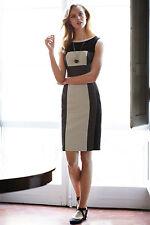 NWT Anthropologie Yoana Baraschi Channeled Dots Column Dress Sz 4