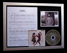 RAY LaMONTAGNE Trouble GALLERY QUALITY CD FRAMED DISPLAY+EXPRESS GLOBAL SHIP