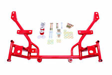 BMR Suspension KM020, K-member, Lowered Motor Mounts, Standard Rack Mounts