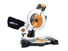 Evolution Rage 3-B Multiuso Mitre Saw 210 Mm - 110 V