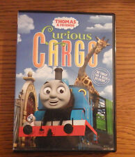 DVD Video Thomas Train and Friends Curious Cargo