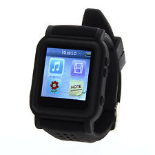 "1.4"" LCD Screen 8GB MP3 MP4 Watch Music Video Player Photo Calendar + Earphone"