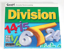 Education Software CD Snap Division CD-ROM Windows Mac