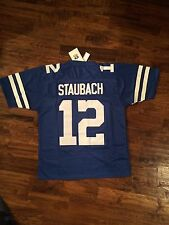 NWT Mitchell & Ness Roger Staubach Throwback Jersey Size 48(M) Stitch/sewn On