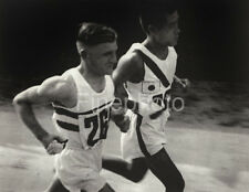 1936 OLYMPICS MARATHON Photo Art SON Japan Korea HARPER England LENI RIEFENSTAHL